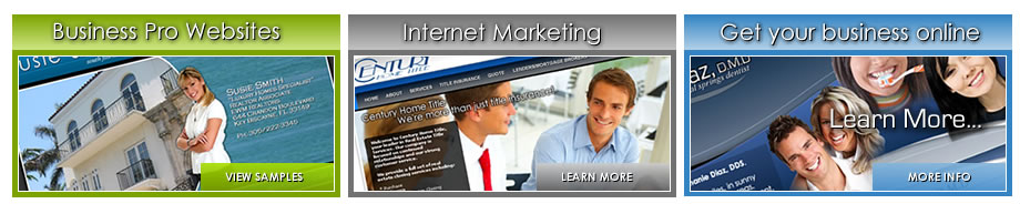 web design & website marketing services company